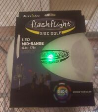 Nite Ize Flashflight LED Disc Golf Mid-Range Driver