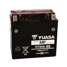 Batteria ORIGINALE Yuasa YTX14-BS BMW F800GS 08 10