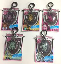 MONSTER HIGH Lip Gloss Keychain Lot of 10 PACK - CHRISTMAS -Gifts - Party Favor