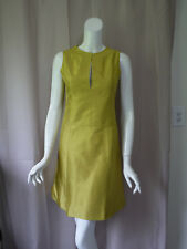 Valentino Roma 100% Silk Sleeveless Dress size 4 or 40 Excellent