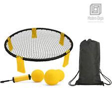 Volleyball Spike Battle Ball Game Set Portable Indoor Outdoor Beach Yard Game