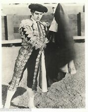 BLOOD AND SAND (1922) Silent Film Photo #4 of Rudolph Valentino as a Bullfighter