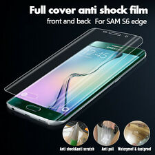 "For Samsung Galaxy S7 Edge ""360 Protection F&B Anti Shock Screen Protector Film"""