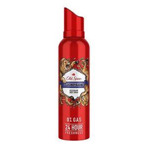 Old Spice Lionpride No Gas Deodorant Body Spray Perfume 140 ml