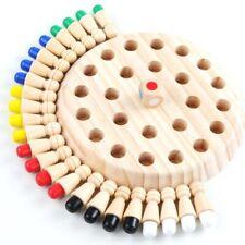 Kids game Wooden Memory Stick Chess Fun Block Board Educational Toy Children