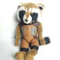 Marvel Guardians of The Galaxy Rocket Raccoon Plush Figure