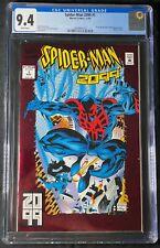 Spider-Man 2099 #1 CGC 9.4 WP Origin Red Foil Cover Marvel 1992 - Brand new slab