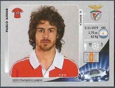 PANINI UEFA CHAMPIONS LEAGUE 2012-13- #472-BENFICA-PABLO AIMAR