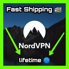 NORD VPN Premium Lifetime NordVPN 🔥 FAST DELIVERY 🚀 WITH WARRANTY ✅