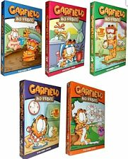 Garfield and Friends Complete Series Volumes 1-5 Seasons Set Collection NEW