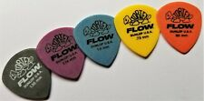 Jim Dunlop 558P Guitar Picks Tortex Flow 5 pack .60 .73 1.00 1.14  1.35mm