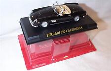 Ferrari 250 GT California in Black 1-43 scale new in pack