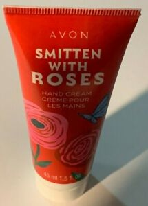 Avon Smitten with Roses hand cream