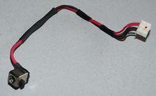 Power Buchse (Stromeingang) mit Kabel  für Toshiba Qosmio G50 Notebook