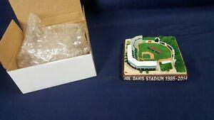 Huntsville Stars Joe Davis Stadium Miniature Field Fox54 Promotion Replica NIB