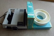 Hanimex Rondette Slide Projector and Rotary Cassette_Used