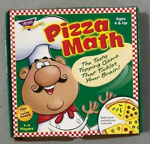Pizza Math Make Learning Fun Aligns w/ Learning Standards Build Skills Education