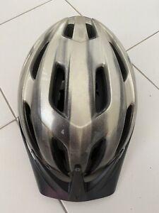 Bike Helmet - Grey - Youth