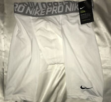 🔥 Nike Drifit Boxer Briefs Compression Size Large White