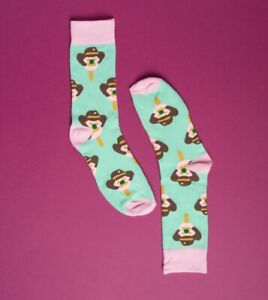 Sock It Up - The Wild Wild West Size US 8 - 14