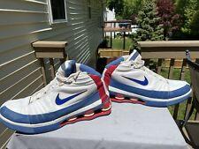 Nike Shox VC IV 4 Size 11.5 Vince Carter 2005 All Star Game Nets NBA DS Jordan