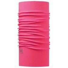 Écharpes et châles foulard rose en polyester pour femme