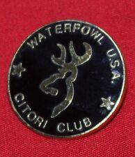 Browning FIREARMS Waterfowl Citori Club Pin