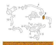 Jaguar Oem 17-18 Xe Egr -Emission System-Pressure Pipe Gasket Aj813342