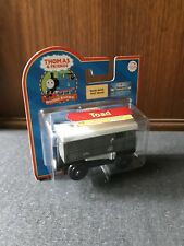 RARE Retired Thomas Wooden Railway Toad New In Box!