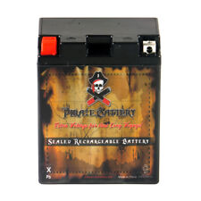 Ytx14Ah-Bs High Performance Rechargeable All Terrain Vehicle (Atv) Battery (Fits: Bombardier)