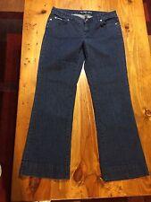 Women's Michael Kors Bootcut Jeans Good Condition Size 8 X 28