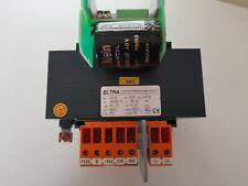 ELTRA Trafo DCK 0,4s, Prim. 230-400V Sec. 24V, 400VA, 1A/4A, geglättet