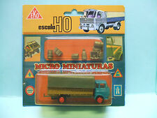 BARREIROS CB240 BACHE EKO CAMION NEUF HO 1/87