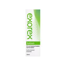 Exorex Coal Tar Lotion 5% 100ml | Psoriasis
