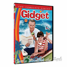 Gidget: The Complete Series TV Show Sally Field DVD Box Set Collection NEW
