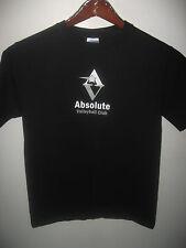 Absolute Volleyball Club San Rafael California USA Camp Team TRUST T Shirt Small