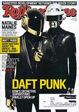 ROLLING STONE magazine #1184  DAFT PUNK cover  John Fogerty  Natalie Maines