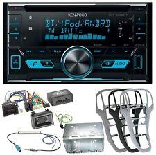 Kenwood DPX-5000BT Bluetooth USB MP3 Autoradio CD Einbauset für Opel Astra J