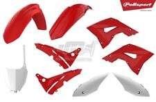 POLISPORT SET PLASTIQUE RESTYLING 2018 MX CROSS ENDURO HONDA CR 125 2002-2007