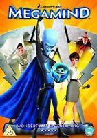 Megamind DVD New & Sealed 5051189139031