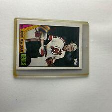 1987-88 O-Pee-Chee  #191 John MacLean New Jersey Devils Hockey Card
