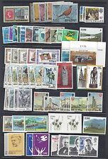 British Comm 1950 1980's Collection Of 145 Mint Never Hinged Only 1 Set Hinged