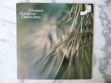 Claudio Arrau – Schumann: Novelletten Op. 21, Philips 6500 396, LP