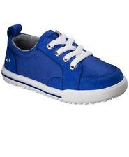 Toddler Boys' Circo Blue Suede/Nylon Sneaker Size 9 NWT