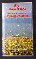 The Word of God: The New Testament of Our Lord & Savior in English Paperback