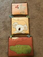 """Baby Martex Wall Hanging from the """"Down Under"""" Nursery Collection"""