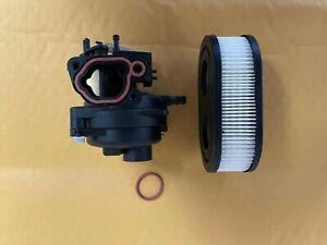 For Briggs Stratton 799584 594058 Carburetor TB110 TB200 Poulan Pro 550ex 625ex