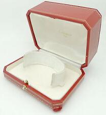 ORIGINAL CARTIER ETUI/BOX für Armbanduhren - aus den 1980er Jahren