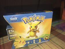 Ionix Pokemon Pikachu Io Knicks Pokemon Pikachu block 30001 parallel import