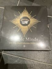 Simple Minds - Vinyl Collection. 7 lp Vinyl Box New Sealed.